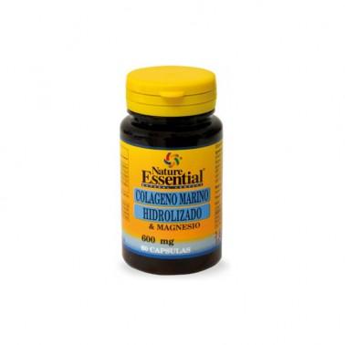 Colágeno Marino Hidrolizado + Magnesio 600 mg. Nature Essential