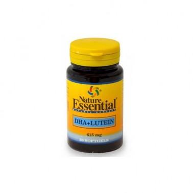DHA + Luteina 615 mg. Nature Essential