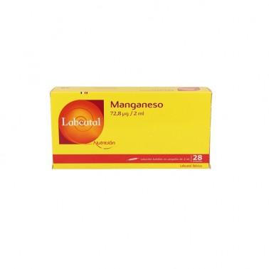 LAB 10 Manganeso Labcatal, 28 amp.