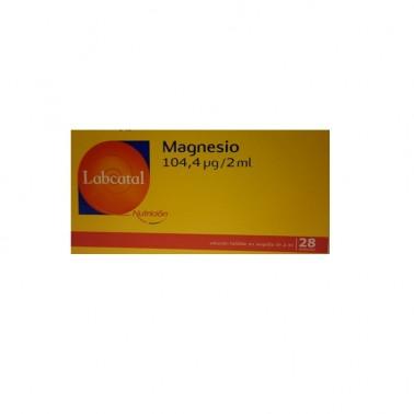 LAB 9 Magnesio Labcatal, 28 amp.