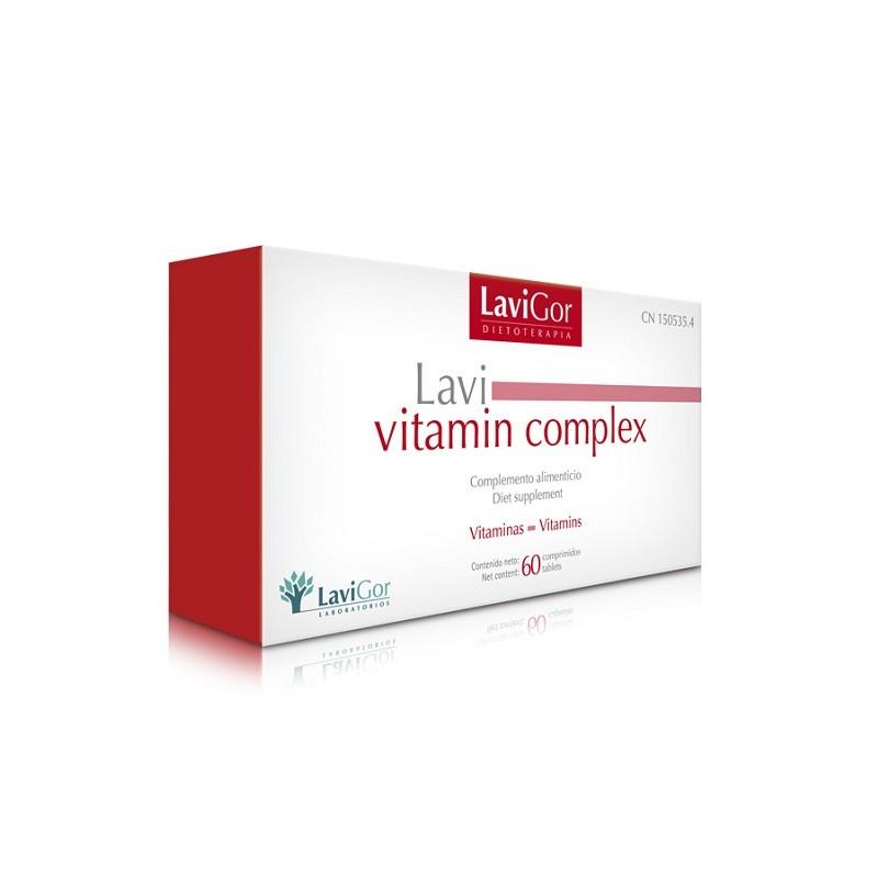 Lavivitamin complex Lavigor, 60 comp.