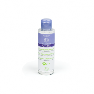 Agua Micelar Purificante Jonzac Eco-Bio, 150 ml.