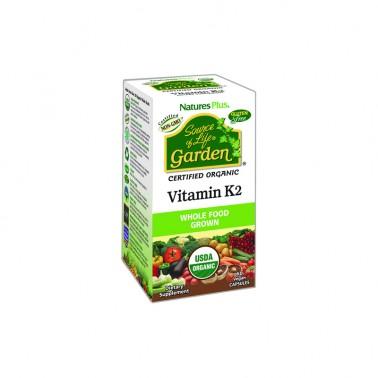 Garden Source of Life Vitamina K2 Natures Plus