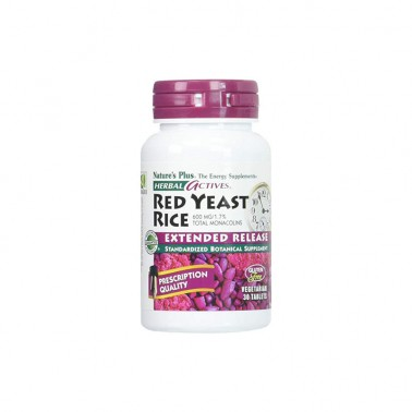 Red Yeast Rice 600 mg. Natures Plus