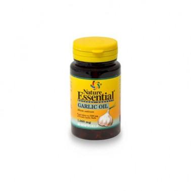 Garlic Oil (ajo) 1000 mg. Nature Essential