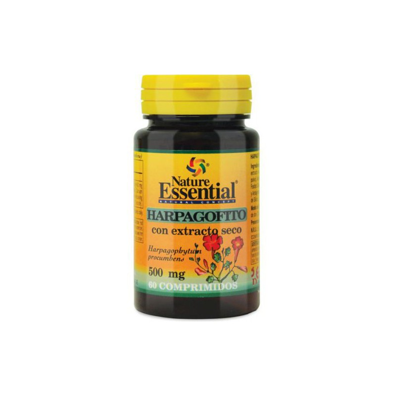 Harpagofito 500 mg. (ext seco) Nature Essential