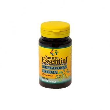 Isoflavonas de Soja 620 mg. Nature Essential