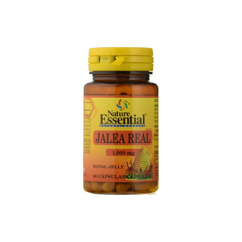 Jalea Real 1000 mg. Nature Essential