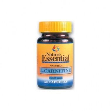 L-Carnitina 400 mg. Nature Essential