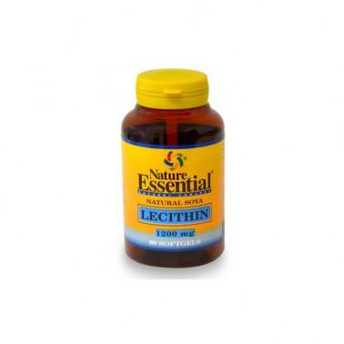 Lecitina de Soja 1200 mg. Nature Essential