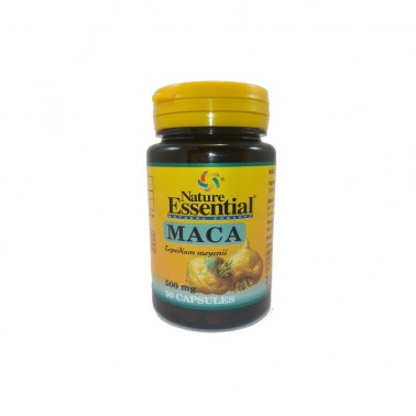 Maca 500 mg. Nature Essential