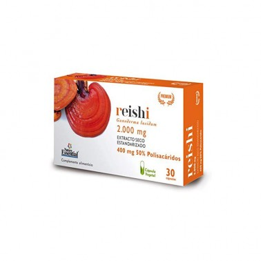Reishi 2000 mg. Nature Essential
