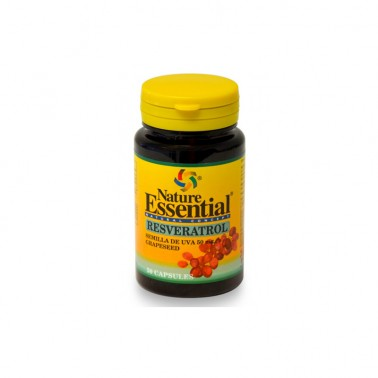 Semilla de Uva 500 mg. (ext. seco) Nature Essential