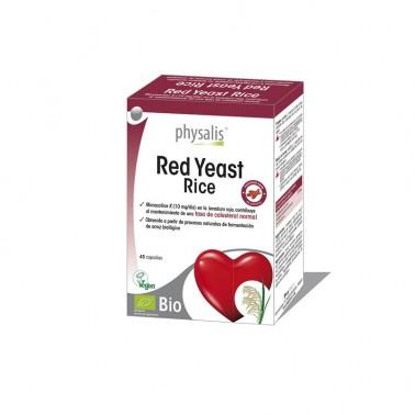 Red Yeast Rice BIO Physalis