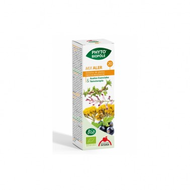 Phyto-Bipole Mix-Aler (Síntomas alérgicos) Intersa