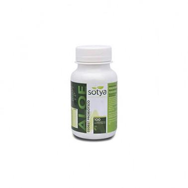 Aloe Vera masticable 1 gr. Sotya
