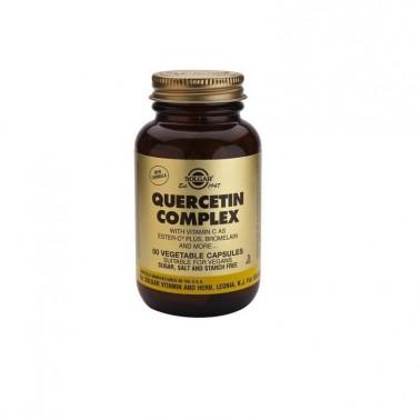 Quercitina Complex Solgar, 100 vegicaps
