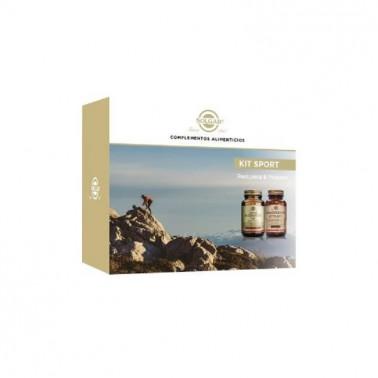 Pack Deprte B Complex + Citrato de Magnesio Solgar