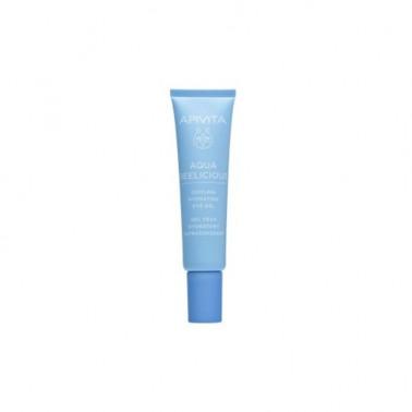APIVITA Aqua Beelicious Gel Hidratante y Refrescante para el Contorno de Ojos