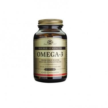 Omega 3 Alta Concentración Solgar, 120 cap. blandas