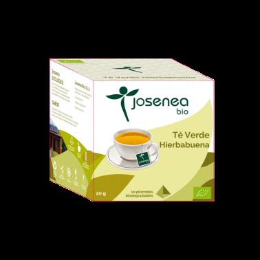Josenea Te Verde con Hierbabuena BIO Caja