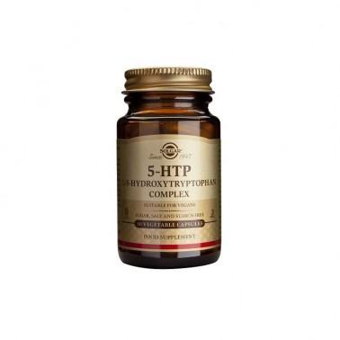 5 Hidroxitriptofano 5-HTP Solgar, 30 vegicaps