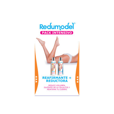 REDUMODEL Pack Intensivo Reafirmante + Reductora, 2 x 250 ml.
