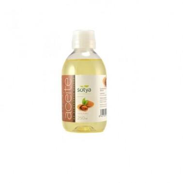 Aceite de Almendras Dulces Sotya, 250 ml.