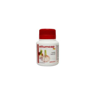 Aceite de Ajo Alliumcap Soria Natural, 150 perlas