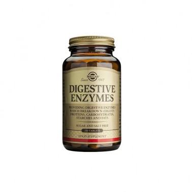 Enzimas digestivas Solgar