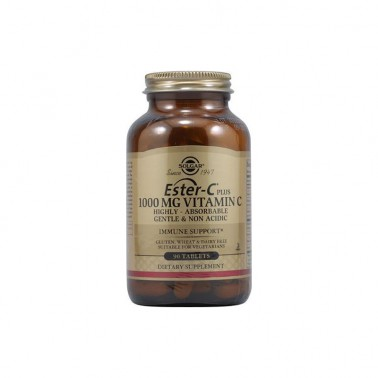 Ester C Plus 1000 mg Solgar