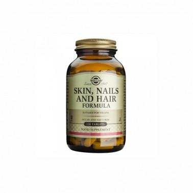 Hair Skin Nails (Pelo Piel y Uñas) Solgar