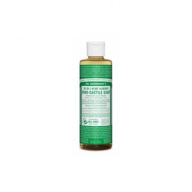 Jabón Líquido almendras Dr. Bronner´s 240 ml.