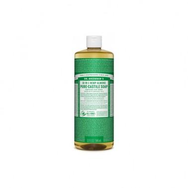 Jabón Líquido almendras Dr. Bronner´s 945 ml