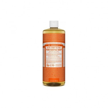 Jabón Líquido árbol del te Dr. Bronner´s 945 ml