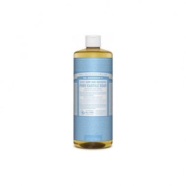 Jabón Líquido Bebé Neutral Dr. Bronner´s, 945 ml.