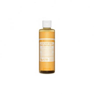 Jabón Líquido Cítricos Dr. Bronner´s, 240 ml.