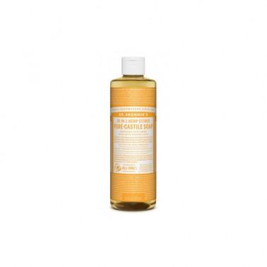 Jabón Líquido Cítricos Dr. Bronner´s 475 ml.