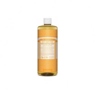 Jabón Líquido Cítricos Dr. Bronner´s 945 ml.