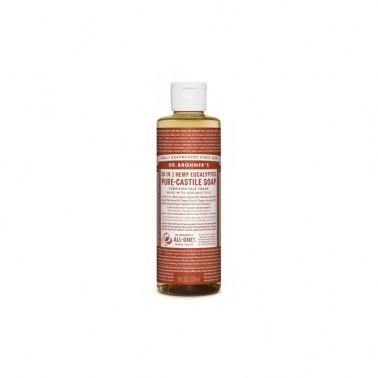 Jabón Líquido Eucalipto Dr. Bronner´s 240 ml.