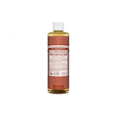 Jabón Líquido Eucalipto Dr. Bronner´s 475 ml.