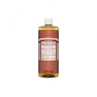 Jabón Líquido Eucalipto Dr. Bronner´s