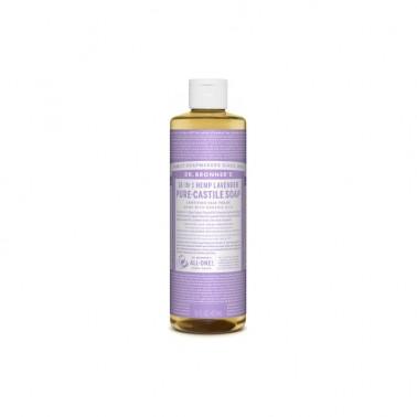 Jabón Líquido Lavanda Dr. Bronner´s 475 ml.