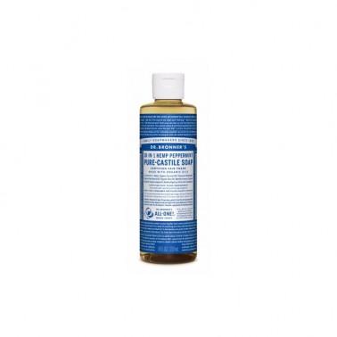 Jabón Líquido Menta Dr. Bronner´s 240 ml.