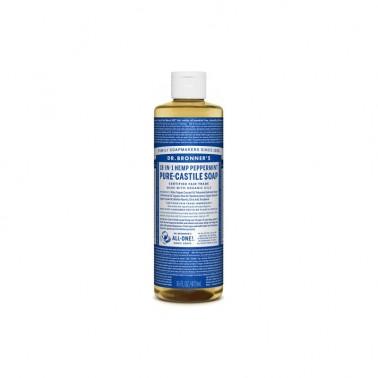 Jabón Líquido Menta Dr. Bronner´s 475 ml.