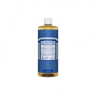 Jabón Líquido Menta Dr. Bronner´s 945 ml.
