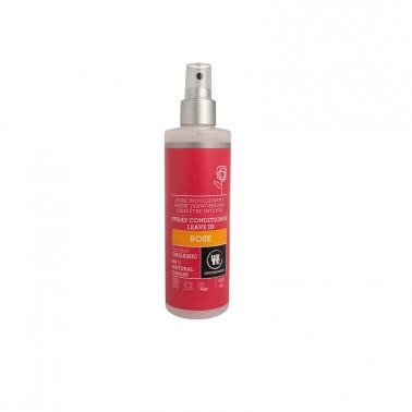 Acondicionador Rosas Spray Urtekram, 250 ml.