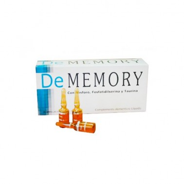 DeMemory Pharma OTC, 20 amp.