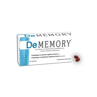 DeMemory Pharma OTC, 30 cap.