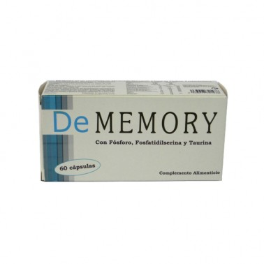 DeMemory Pharma OTC, 60 cap.